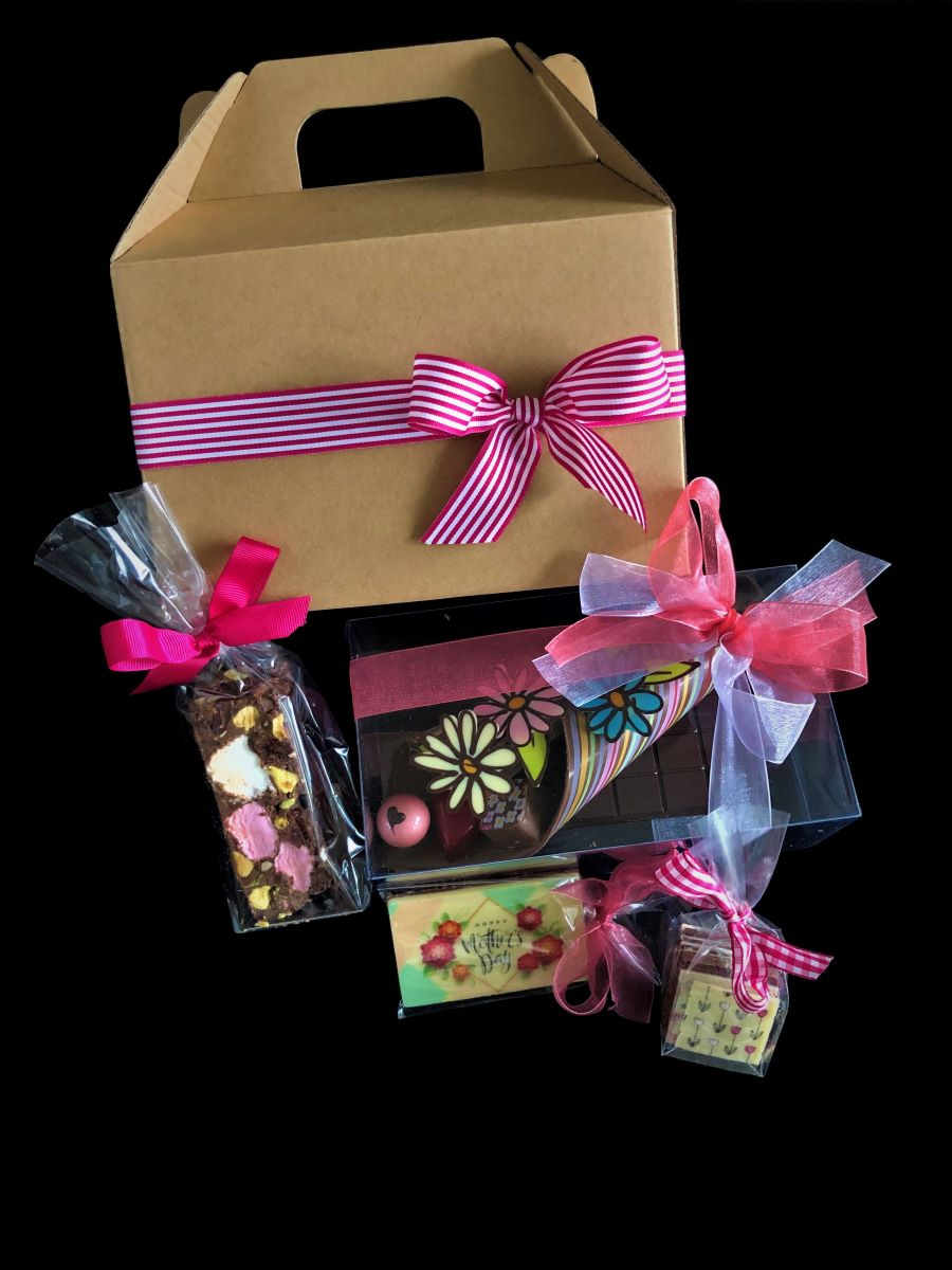 Pack 3 Mother's Day Choc Box Goodie