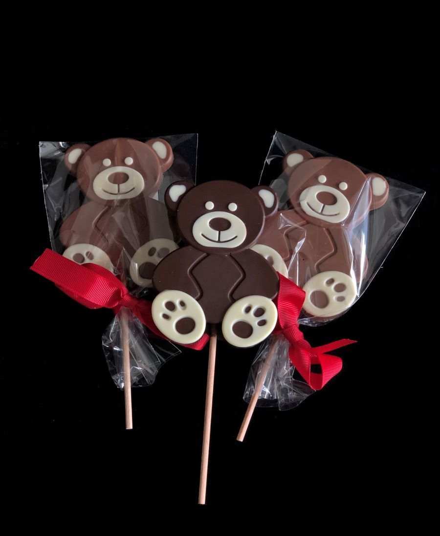 Teddy Bear ChocPop