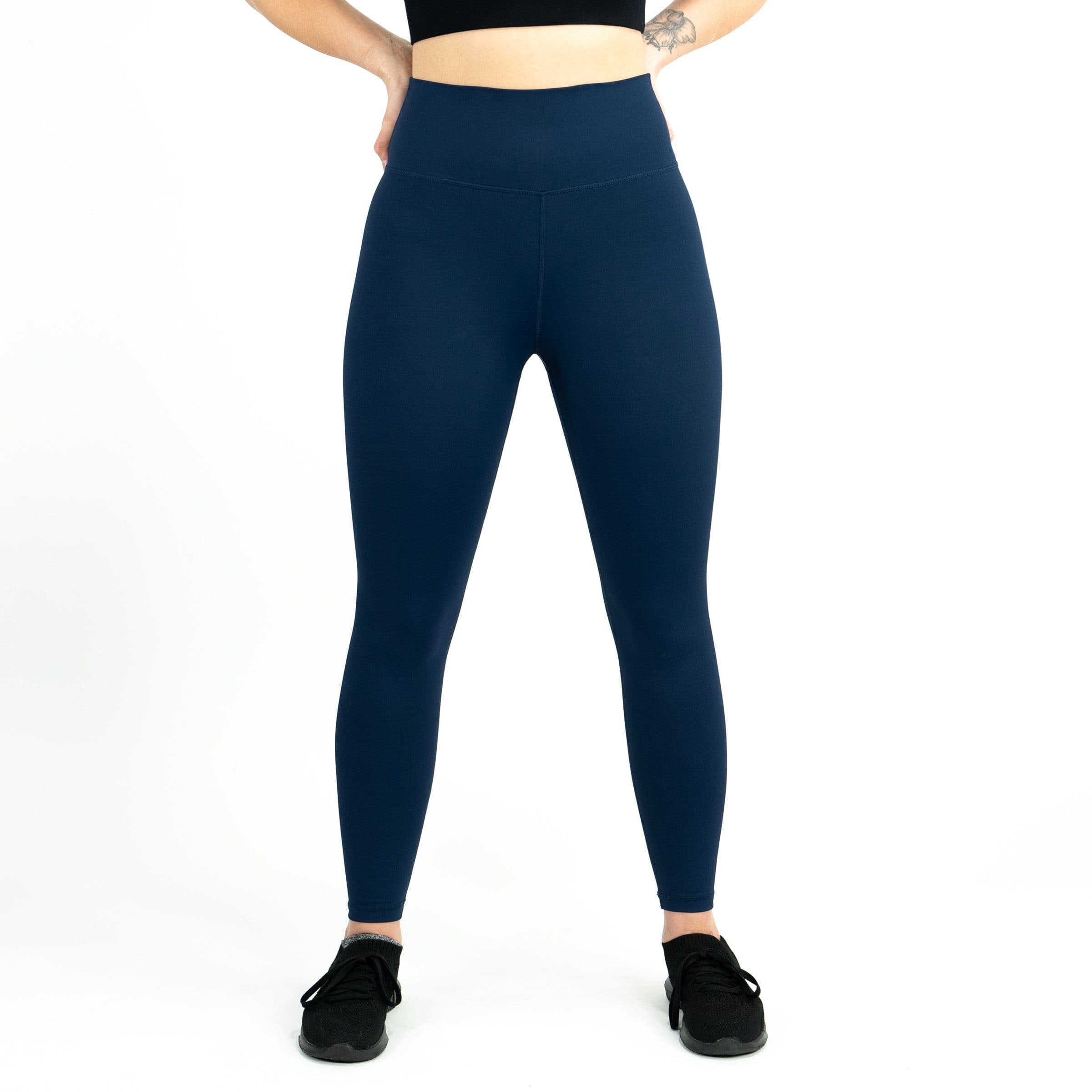 Affinity Leggings Navy 23""