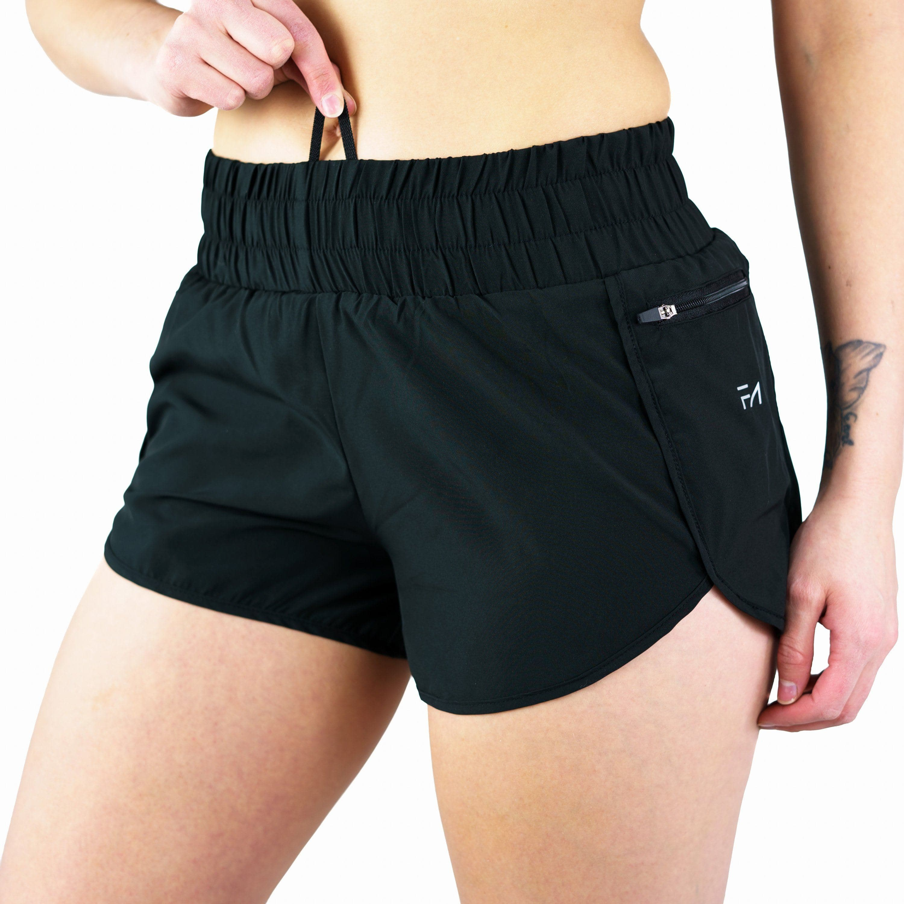 Aspect Shorts Black 2.5""