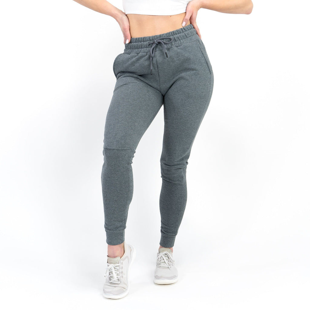 Foundation Jogger Grey
