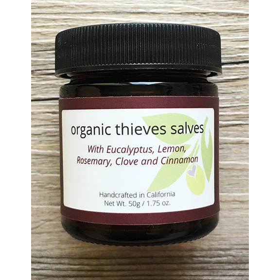 Organic Thieves Salves