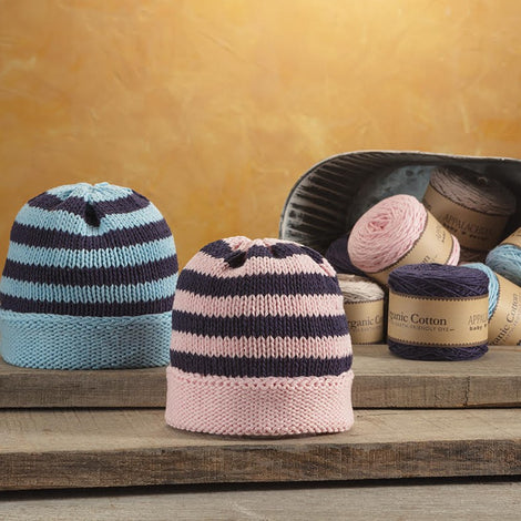 Baby Hat Kits and Patterns