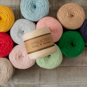 U.S. Organic Cotton Yarn