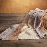 Pick A Knit Knit Blanket Kit