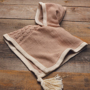Baby Doe Poncho Knit Kit