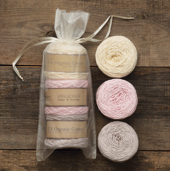Blush Combo Pack with Blush, Silver and Natural