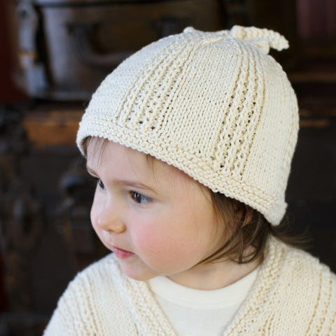 Appalachian Baby Design-Hello Baby Hat Kit