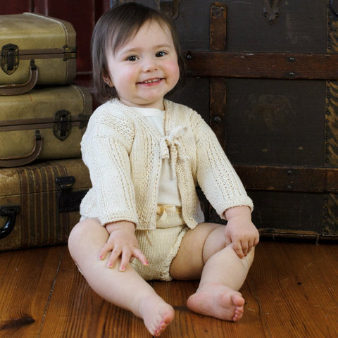 Appalachian Baby Design-Hello Baby Jacket Kit