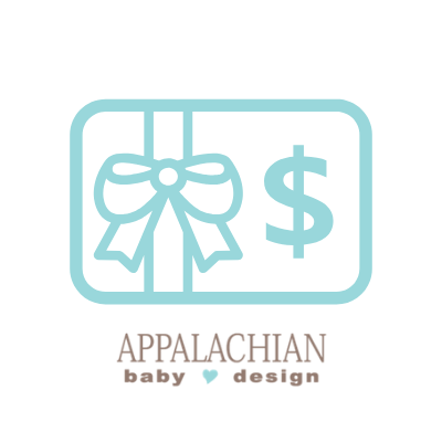 Appalachian Baby Design Gift Card