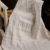 Monogram Baby Blanket Kit