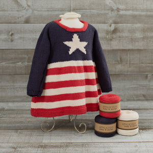 Stars & Stripes Dress Pattern