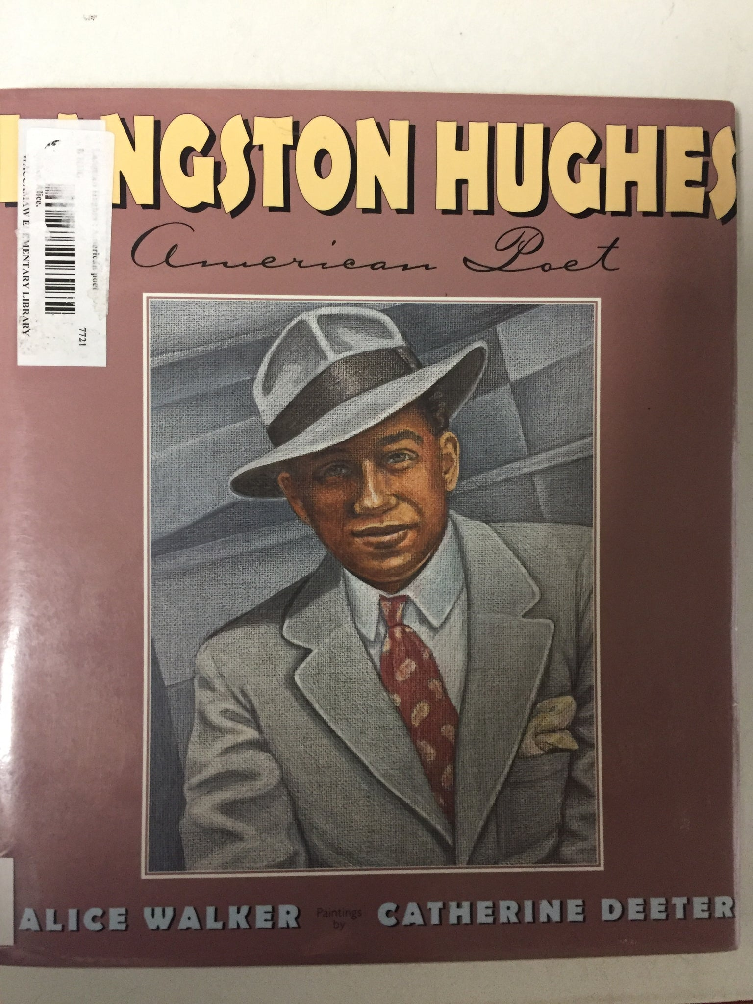 Microblog Minute: Langston Hughes