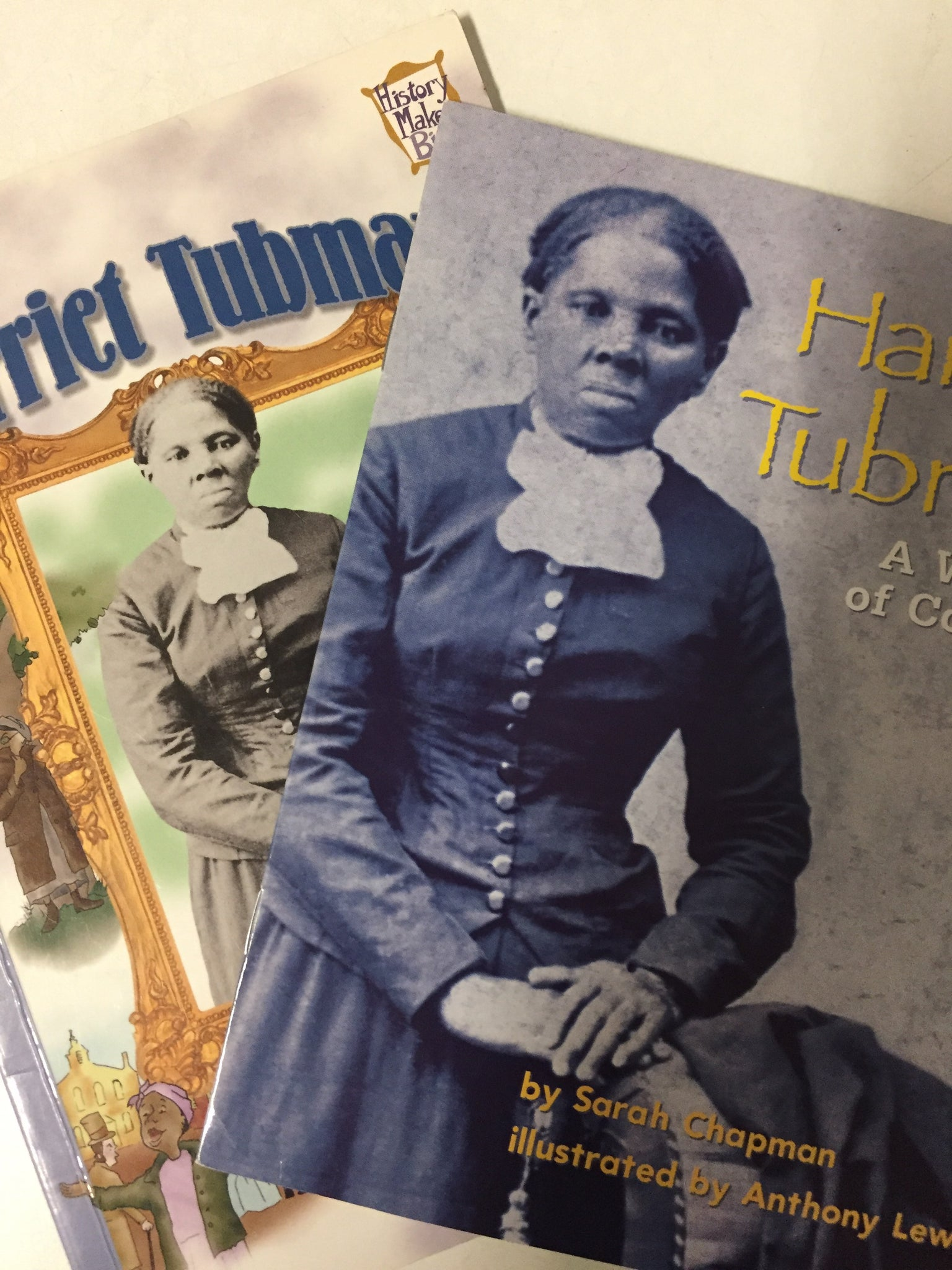Microblog Minute - Harriet Tubman