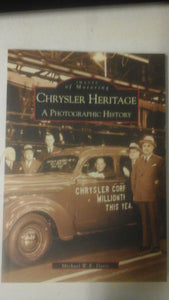 Chrysler Heritage A Photographic History
