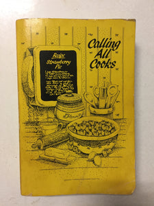 Calling All Cooks Telephone Pioneers of America Alabama Chapter No. 34 - Slick Cat Books