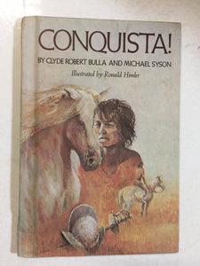 Conquista! Slick Cat Books