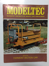 Modeltec August 1984 - Slickcatbooks