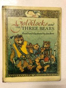 Goldilocks and the Three Bears - Slick Cat Books