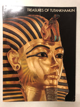 Treasures of Tutankhamen - Slick Cat Books