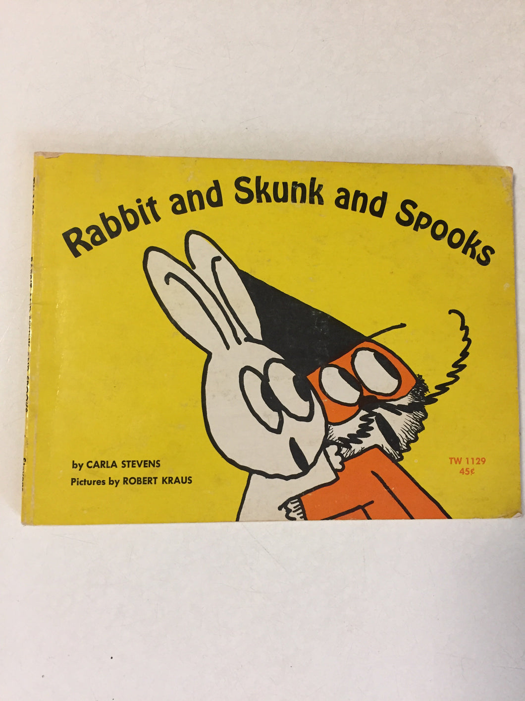 Rabbit and Skunk and Spooks