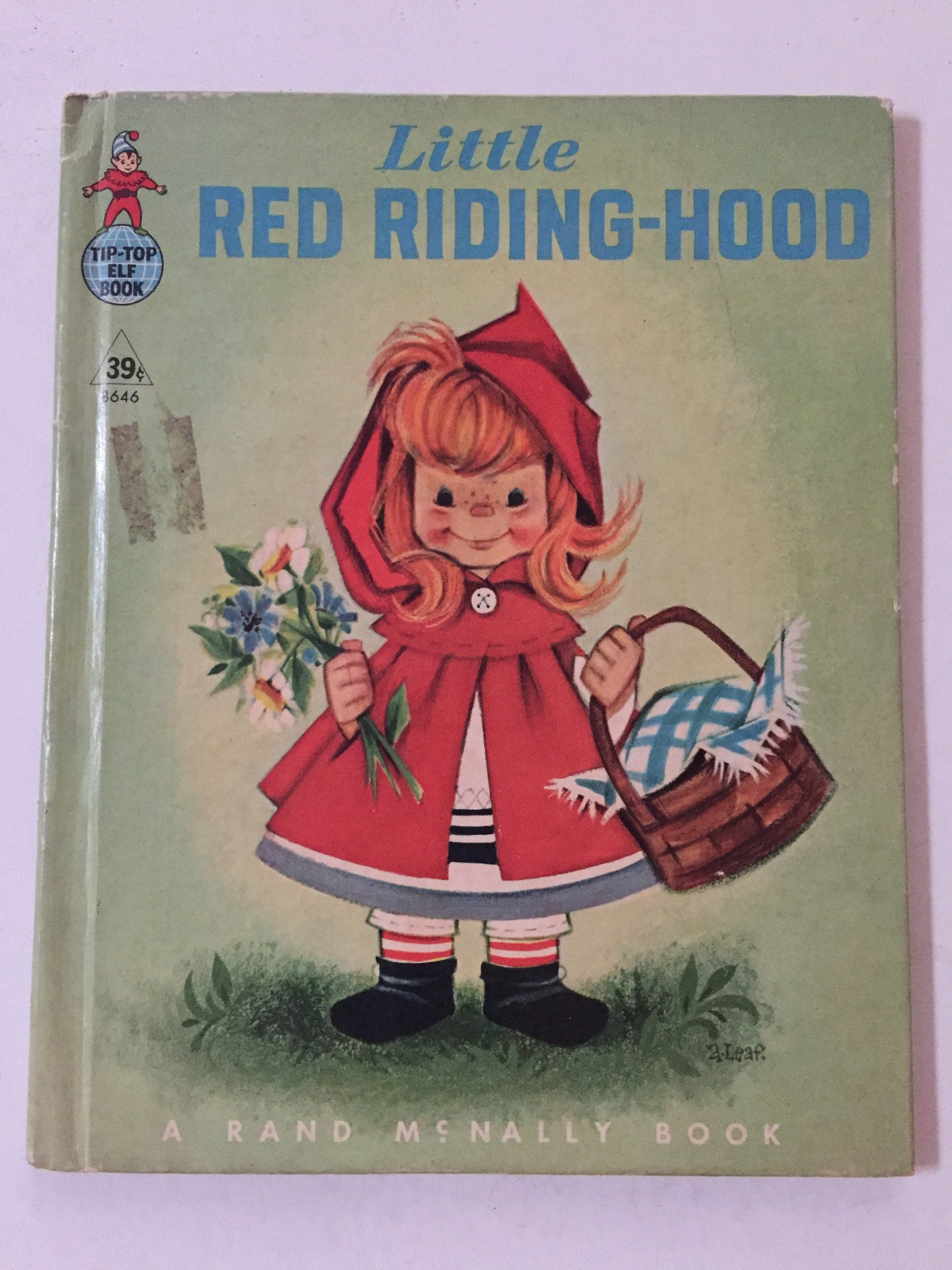 Little Red Riding Hood - Slickcatbooks