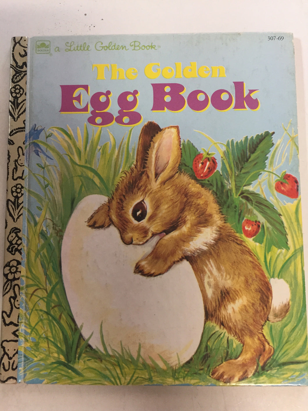 The Golden Egg Book - Slickcatbooks