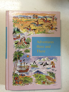 Adventures Here and There - Slick Cat Books