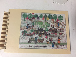 "The Share-Cropper A Collection of Recipes, Art, and Information From the ""Heart"" of the Mississippi Delta - Slickcatbooks"