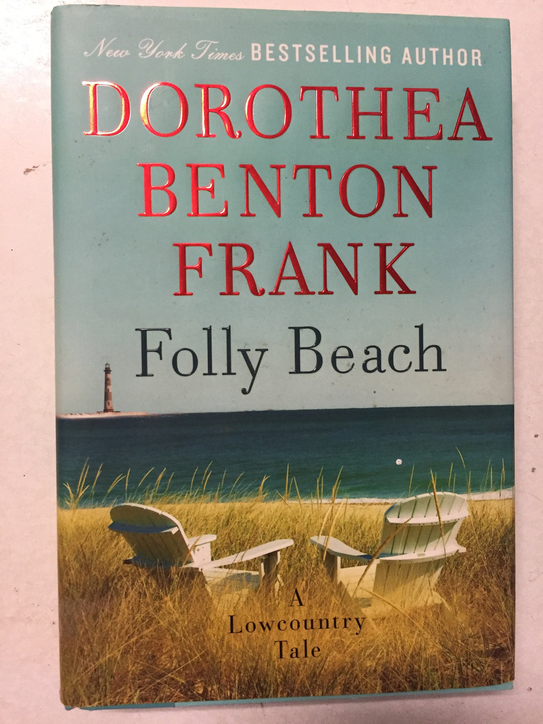 Folly Beach A Lowcountry Tale - Slickcatbooks
