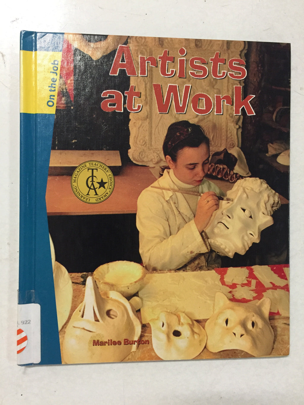 Artists at Work - Slick Cat Books