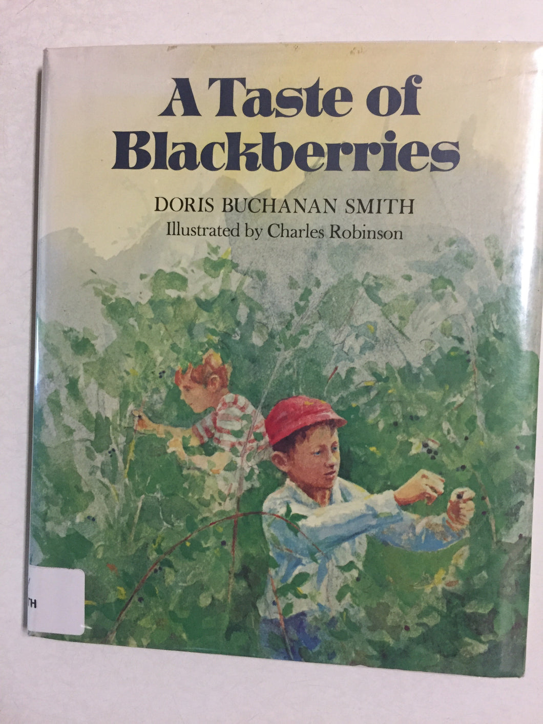 A Taste of Blackberries - Slick Cat Books