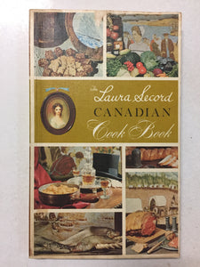 The Laura Secord Canadian Cook Book - Slickcatbooks