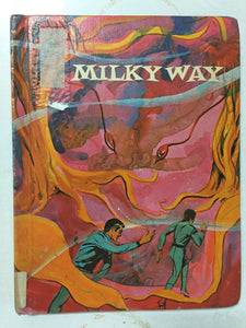 Milky Way - Slickcatbooks