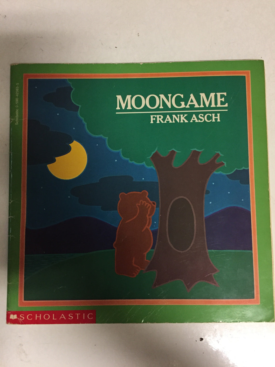 Moongame - Slickcatbooks