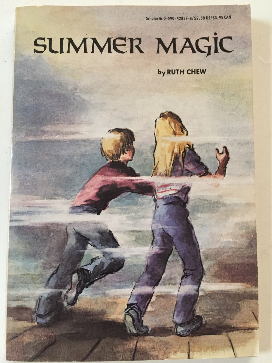Summer Magic - Slickcatbooks