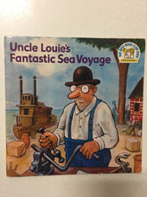 Uncle Louie's Fantastic Sea Voyage - Slick Cat Books