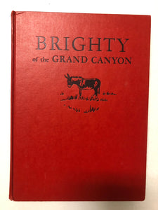 Brighty of the Grand Canyon - Slick Cat Books