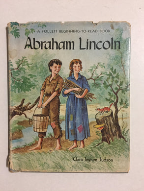 Abraham Lincoln- Slick Cat Books
