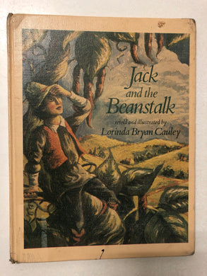 Jack and the Beanstalk - Slick Cat Books
