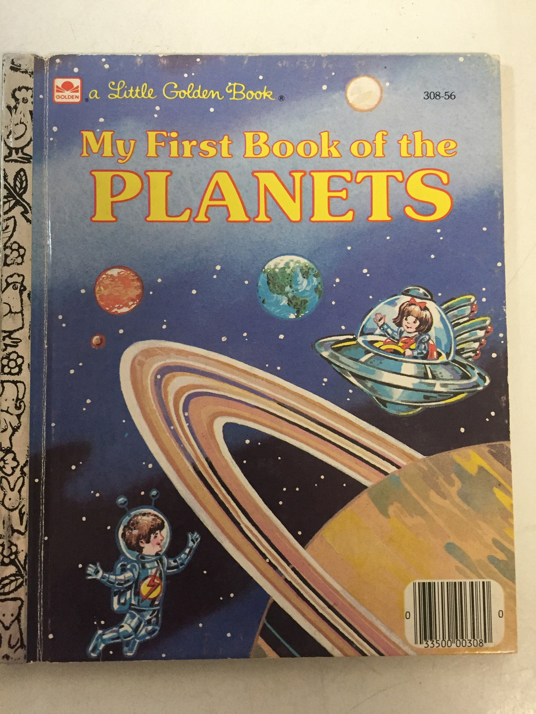 My First Book of the Planets - Slickcatbooks