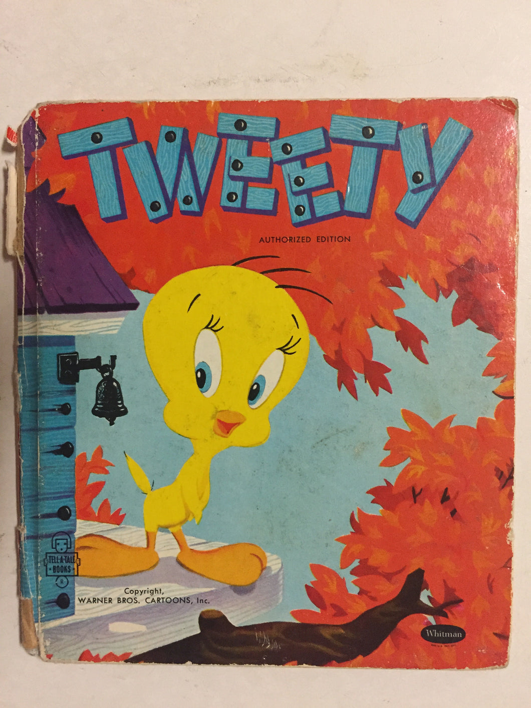Tweety - Slick Cat Books