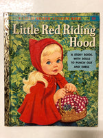 Little Red Riding Hood - Slick Cat Books
