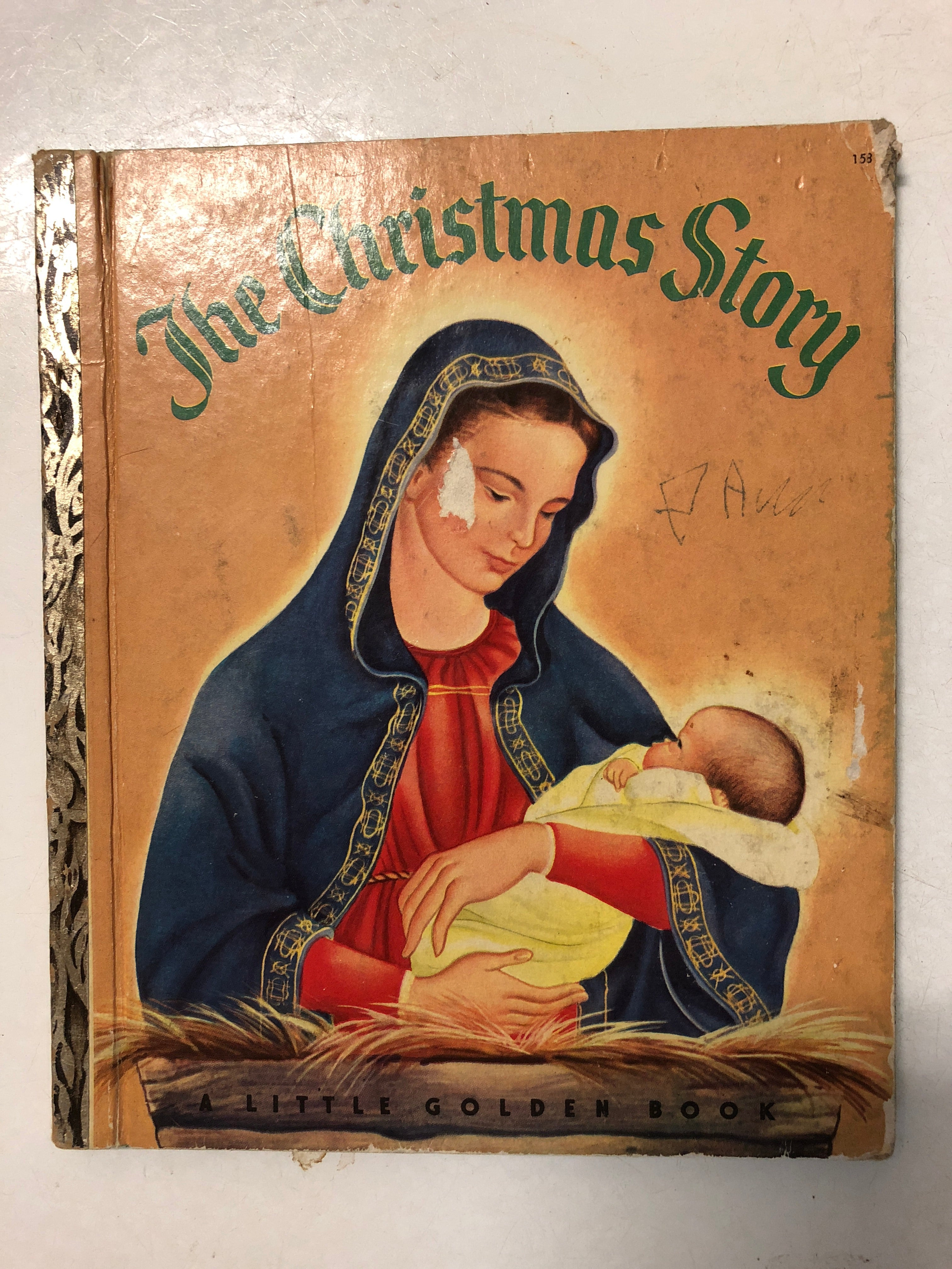 The Christmas Story - Slick Cat Books