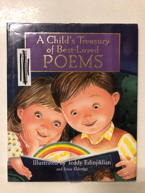 A Child's Treasury of Best-Loved Poems - Slick Cat Books