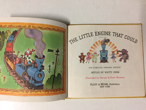 The Little Engine That Could - Slickcatbooks