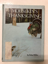 Mousekin's Thanksgiving - Slick Cat Books