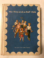 The Five-and-a-Half Club - Slick Cat Books
