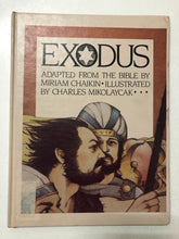 Exodus - Slick Cat Books