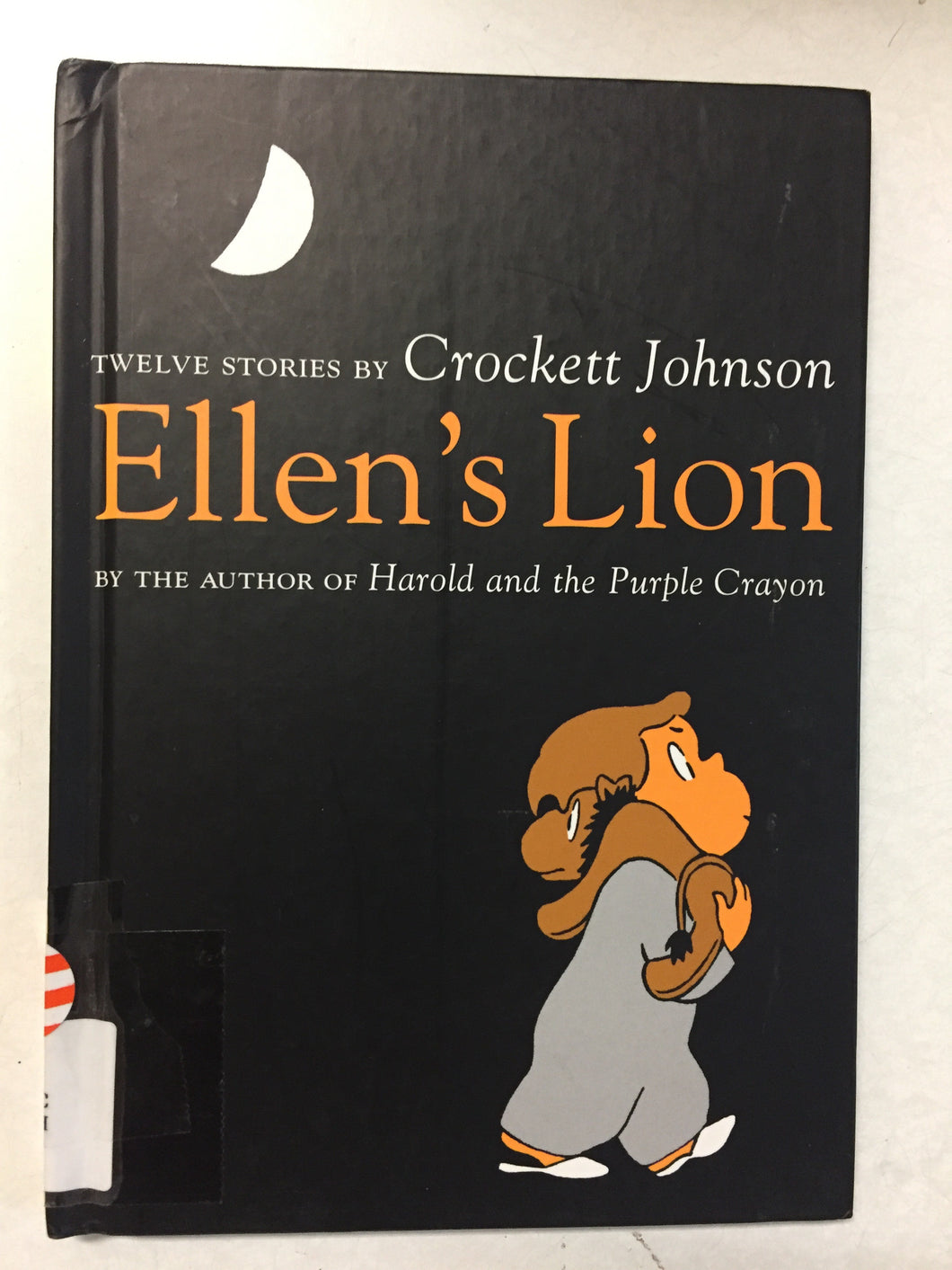 Ellen's Lion - Slick Cat Books